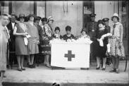 Señoras de la Cruz Roja. Cartagena, años 20