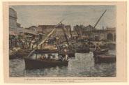 Grabado Puerto Cartagena PLANERO,3/1_93