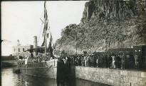 Scouts en puerto �guilas