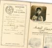 Fichas personales de Los Exploradores de Murcia (1916-1938)