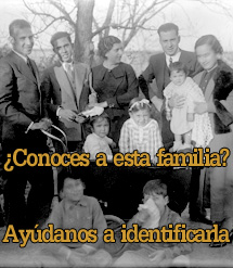 Una familia desconocida (1920-1930)