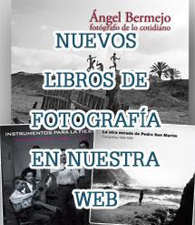 Nuevos libros de fotograf�a en l�nea