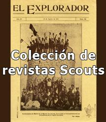 Colecci�n revistas scouts