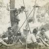 Campamentos de los Exploradores de Murcia en Sierra Espuña (años 20)