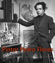 Pintor Pedro Flores