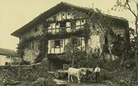 Caserío del Valle de Baztán