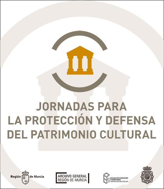 Jornadas para Protección y Defensa del Patrimonio Cultural (1-5 abril 2019)