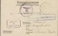 Carta de prisionero de guerra