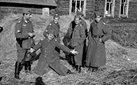 Oficiales de la División Azul (1943)