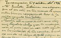 Postal de Antonio Clemente