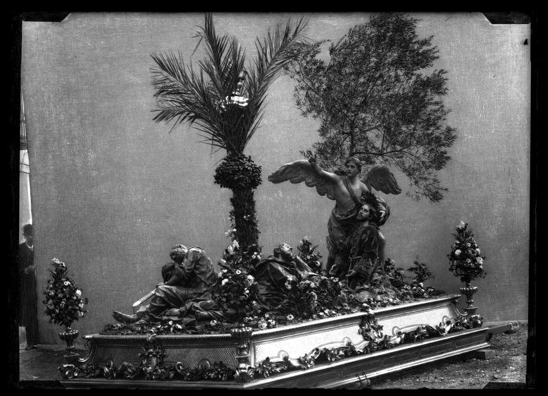 Patrimonio mueble regional en la colección de fotografías del Museo de Bellas Artes de Murcia