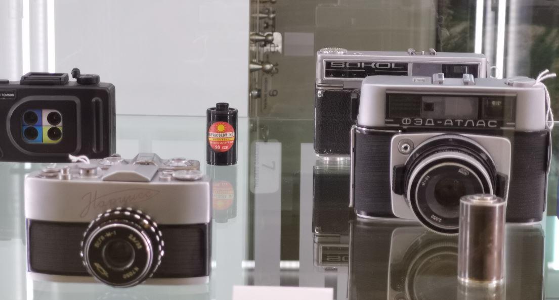 Cámaras de 35 mm