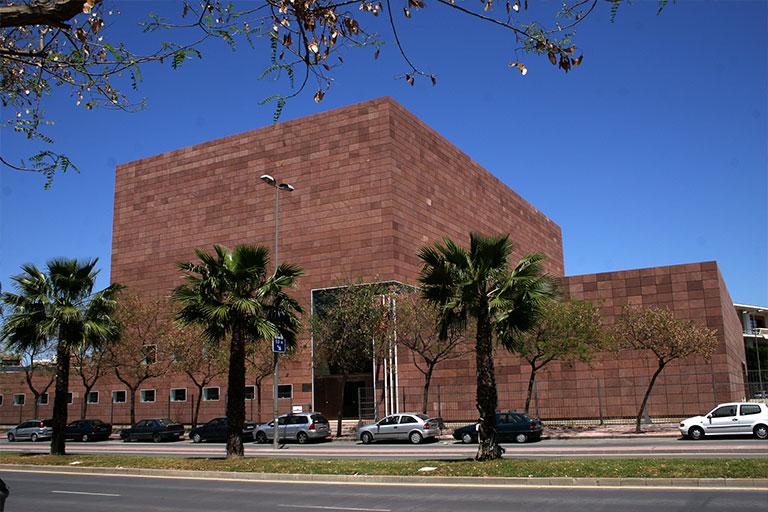 Edificio del Archivo General