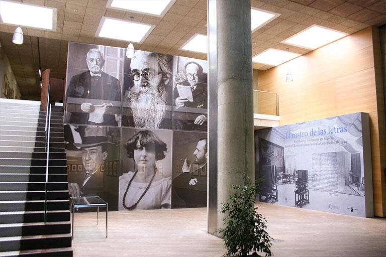 Imagen del hall