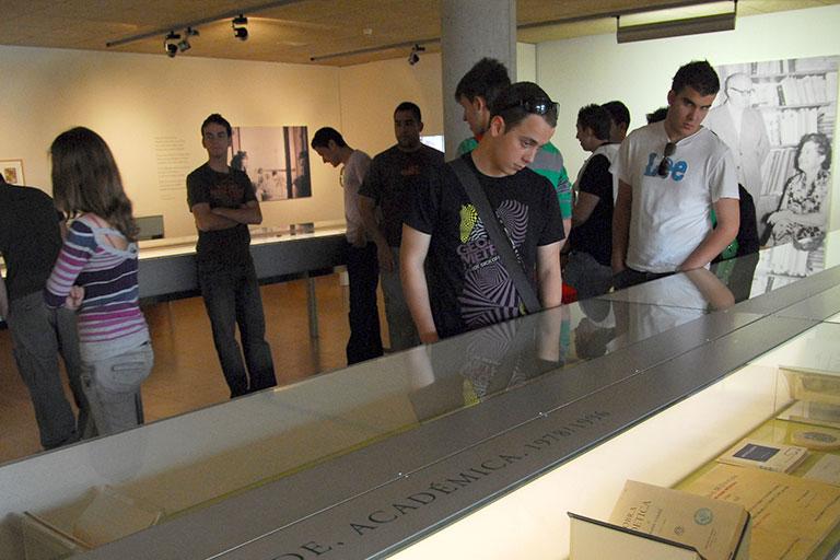 Visita guiada a exposición