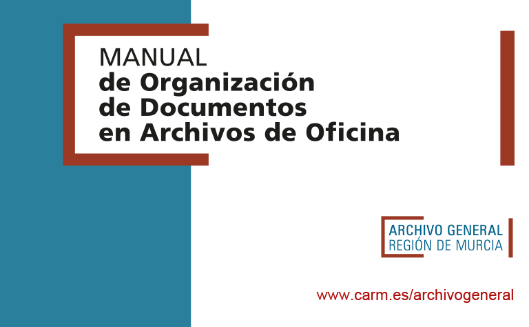 Manual de organización de documentos en archivos de oficina